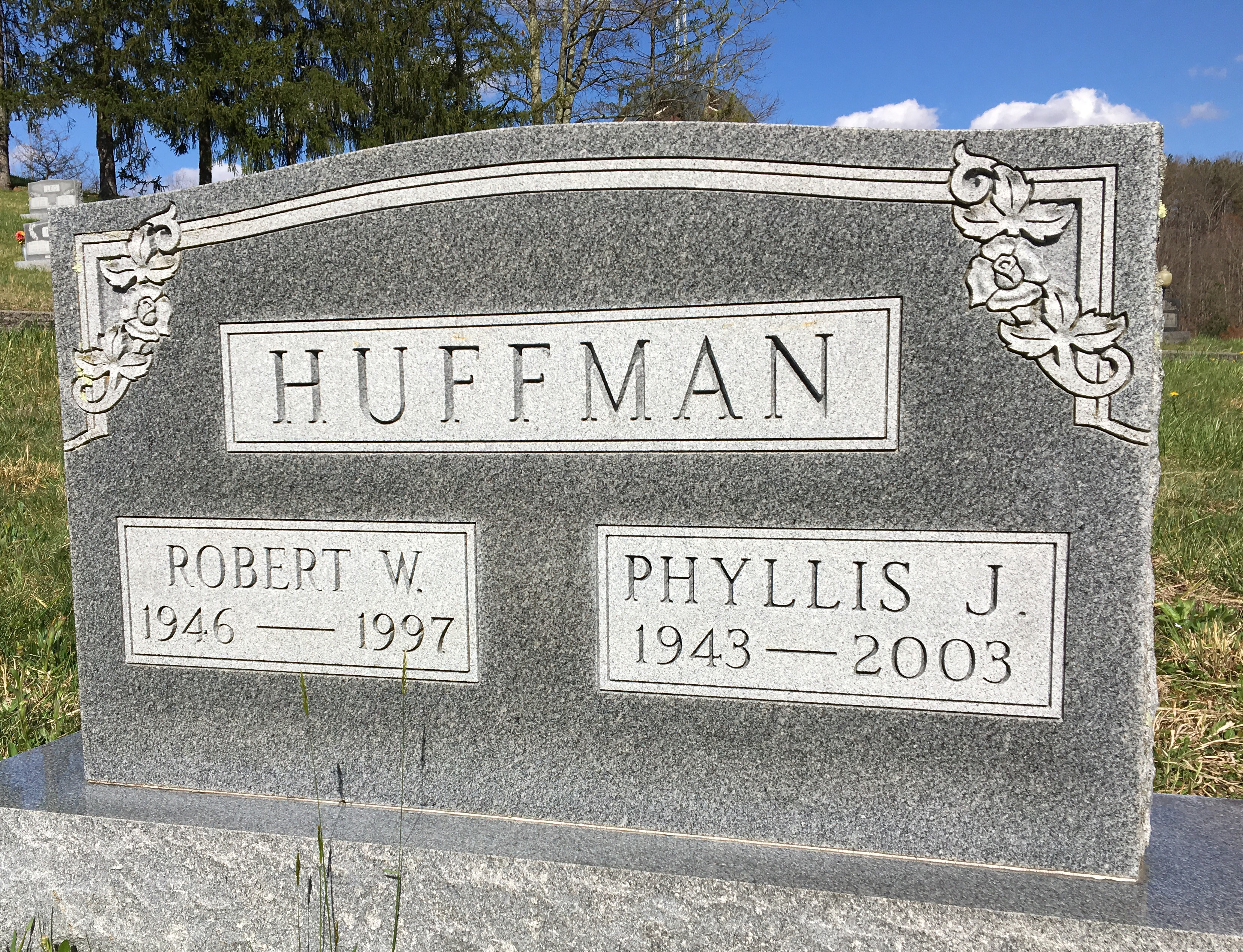 Phyllis Curtis Huffman Find A Grave Memorial