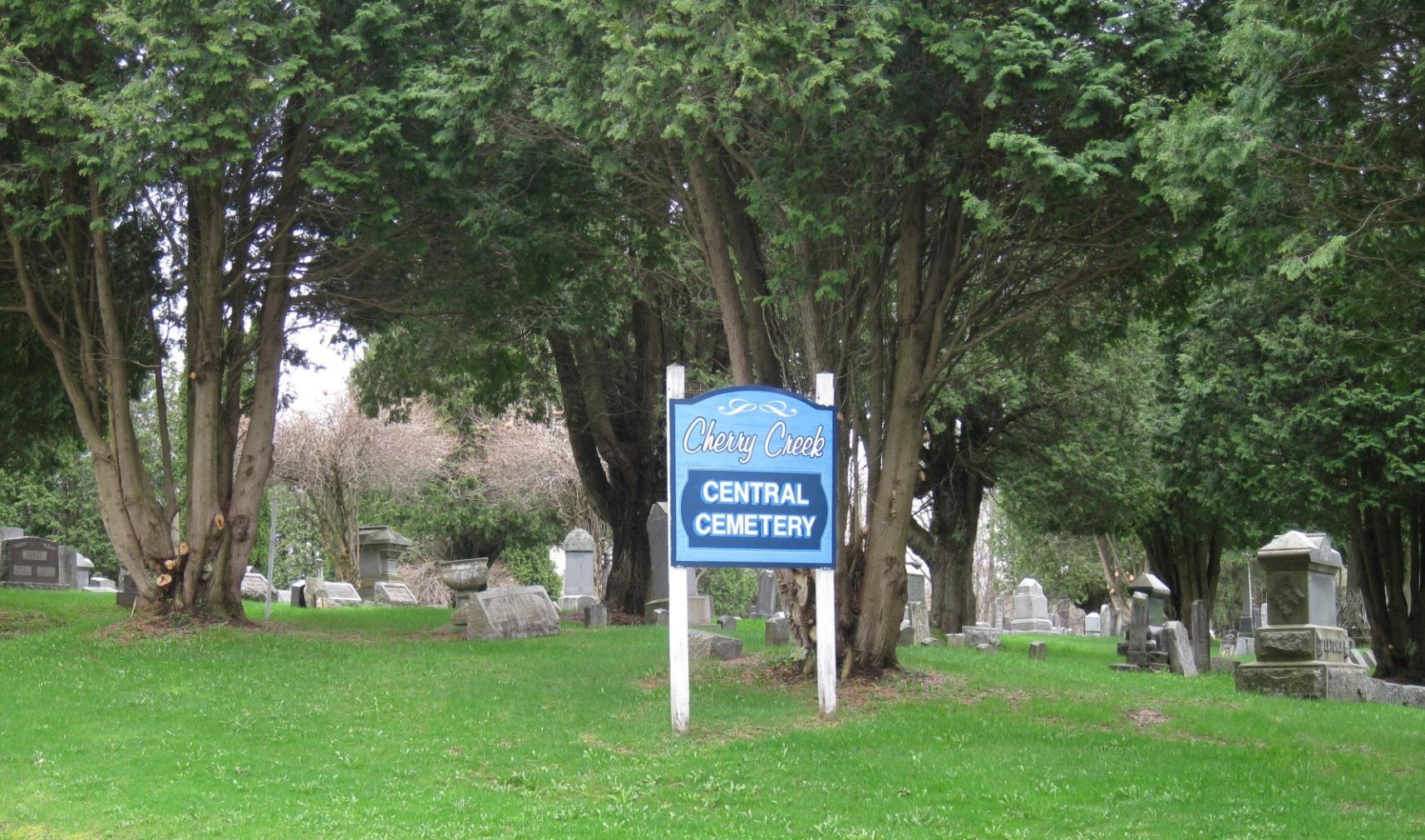 Cherry Creek Central Cemetery