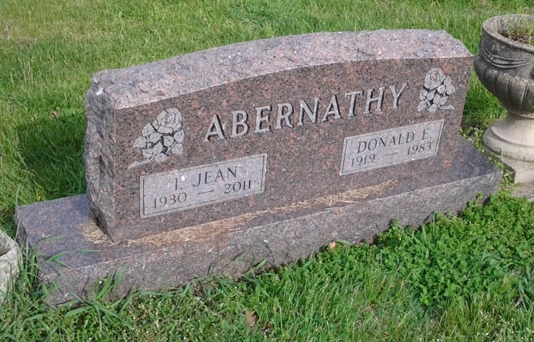 Ima Jean <i>Powell</i> Abernathy