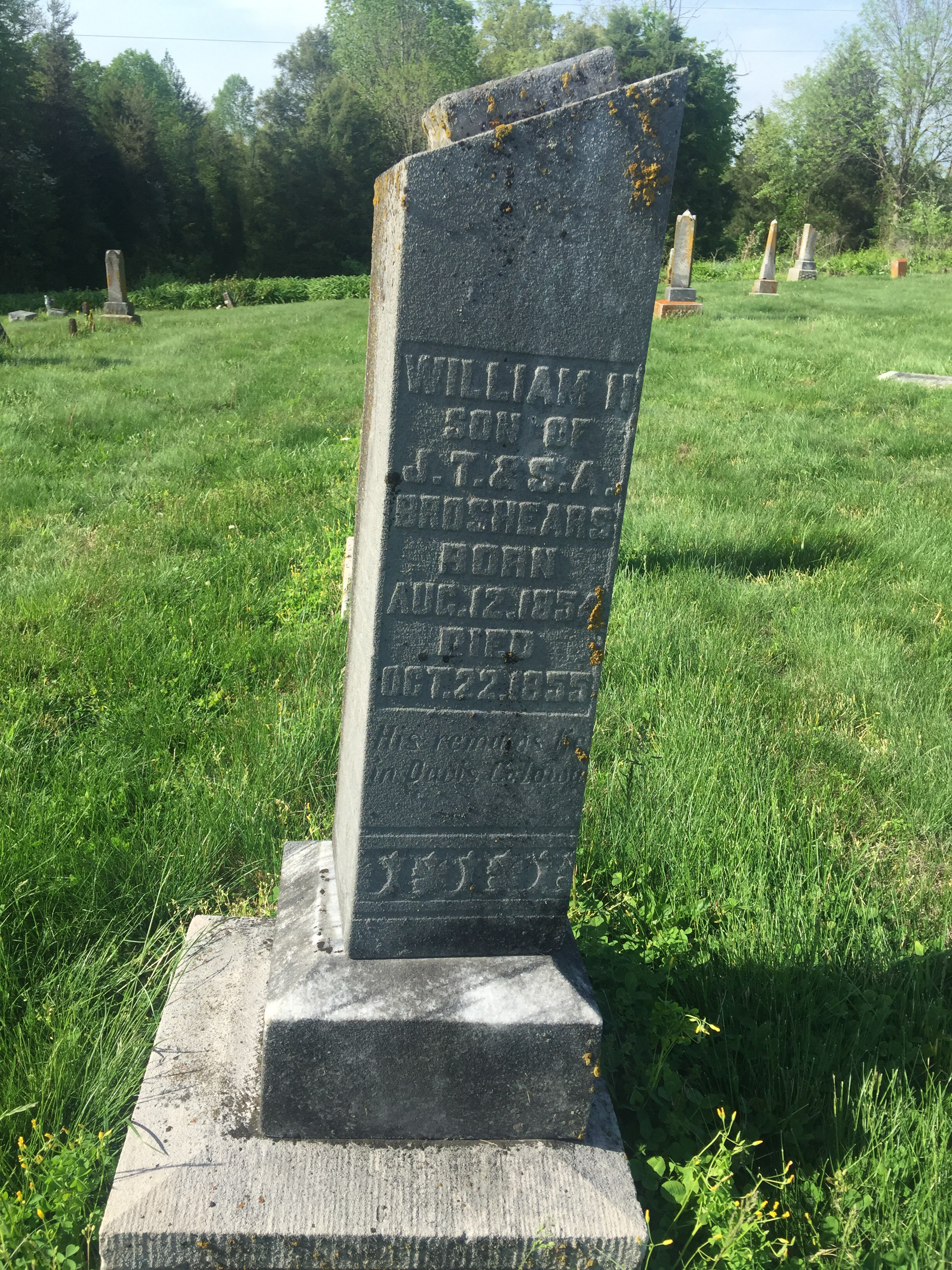 William H. Broshears