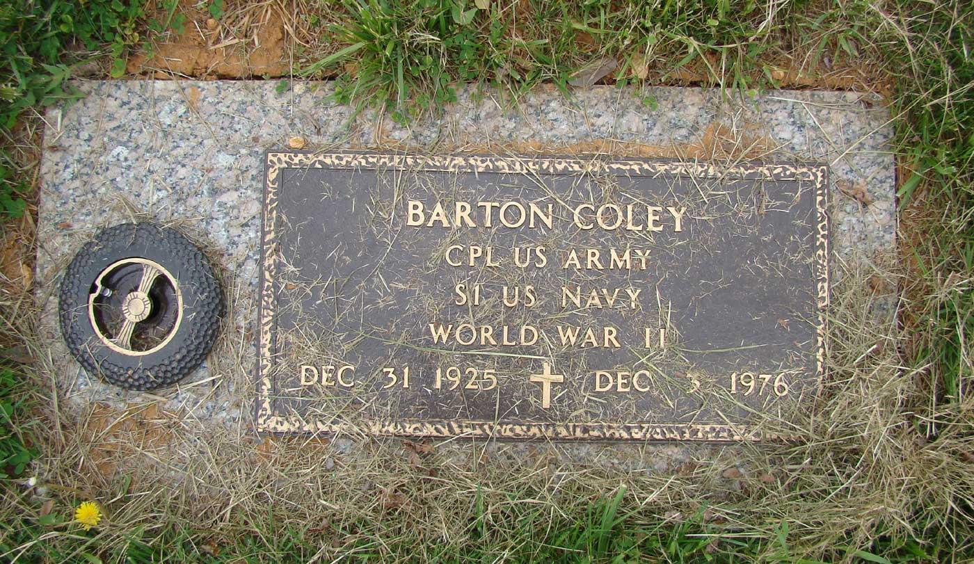 Barton Coley