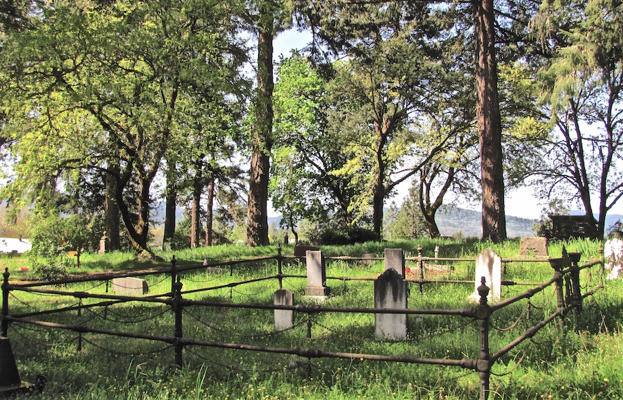 Lookingglass Community Cemetery