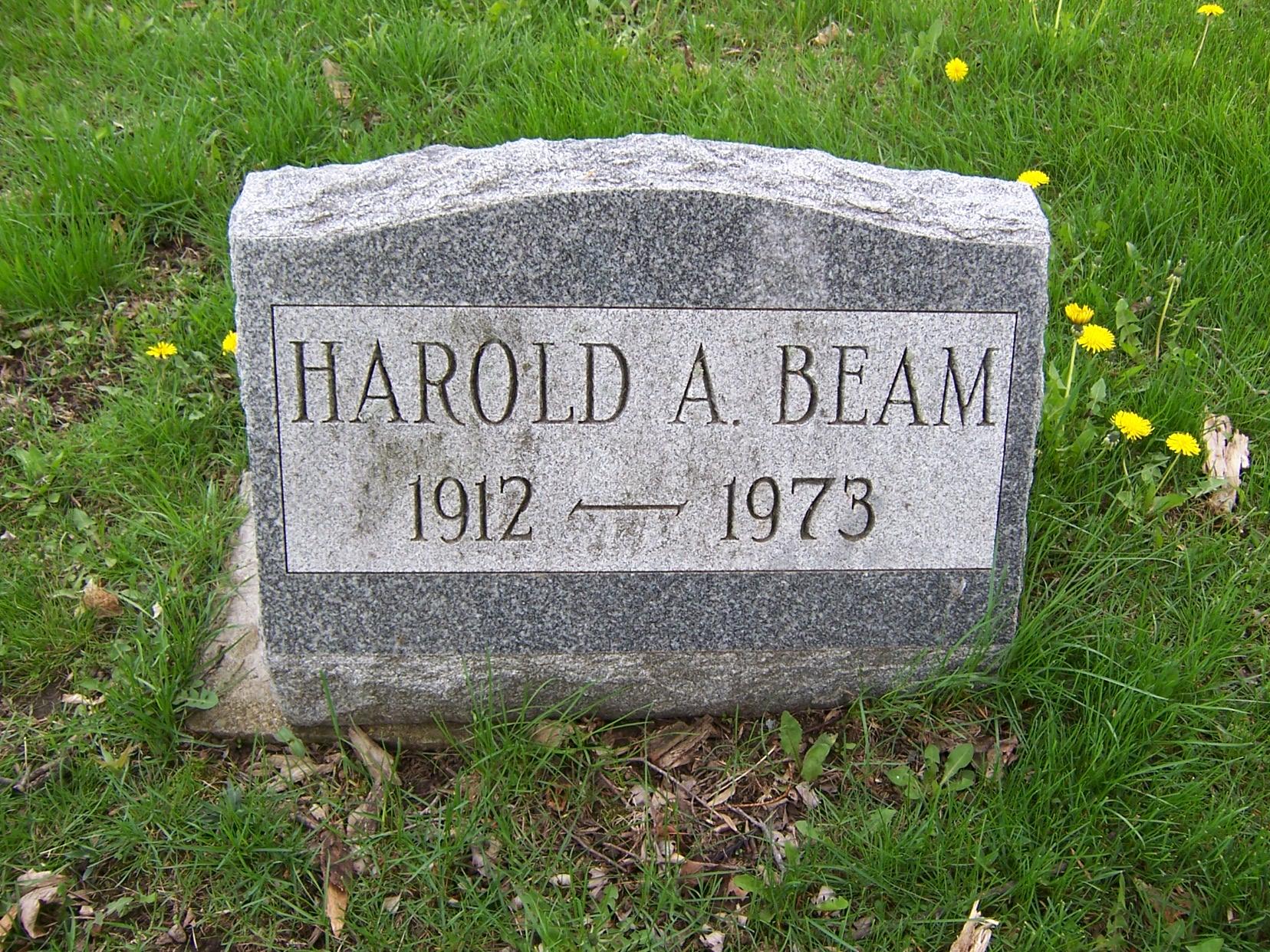 Harold A. Beam