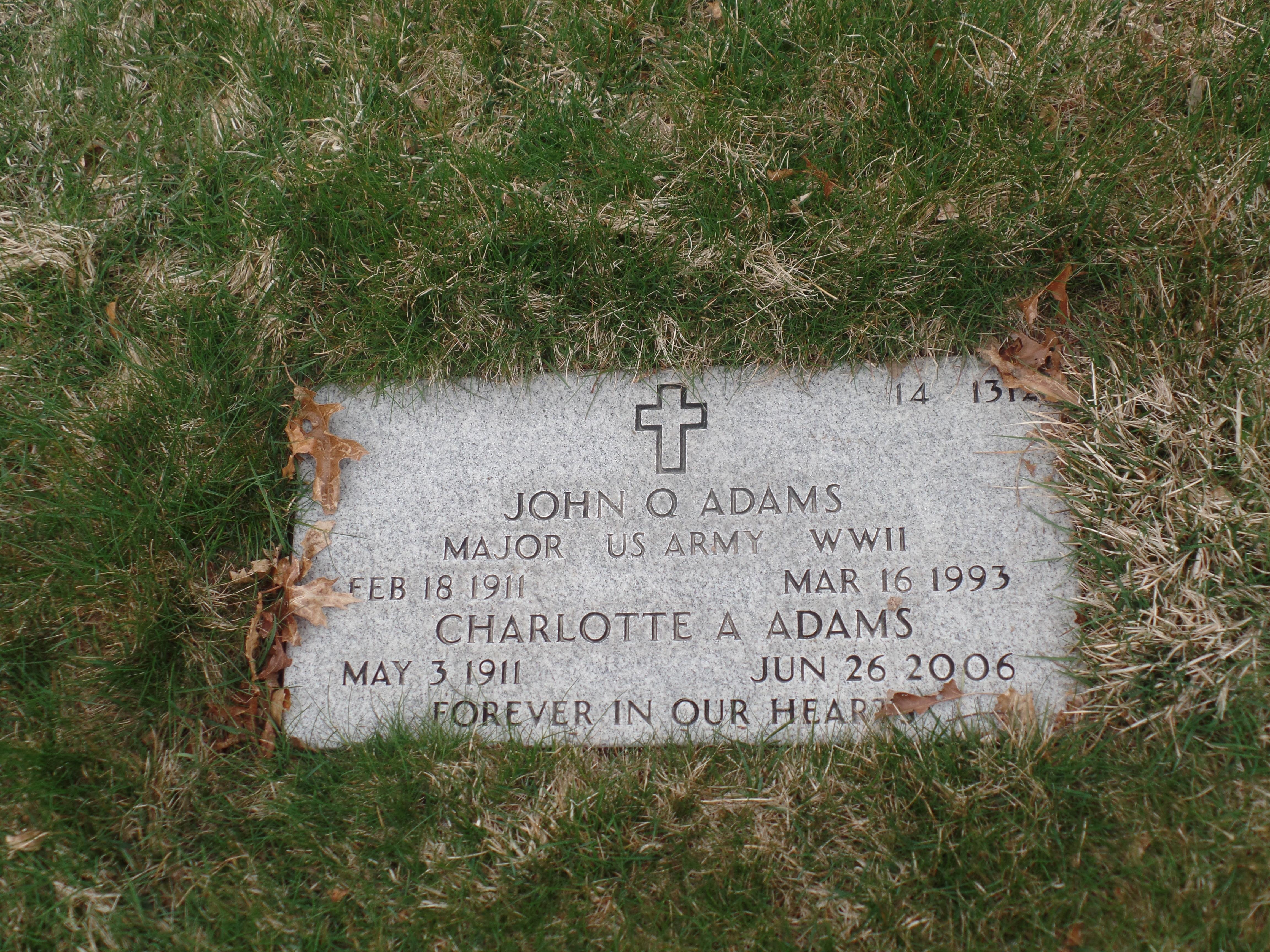Charlotte A. Adams