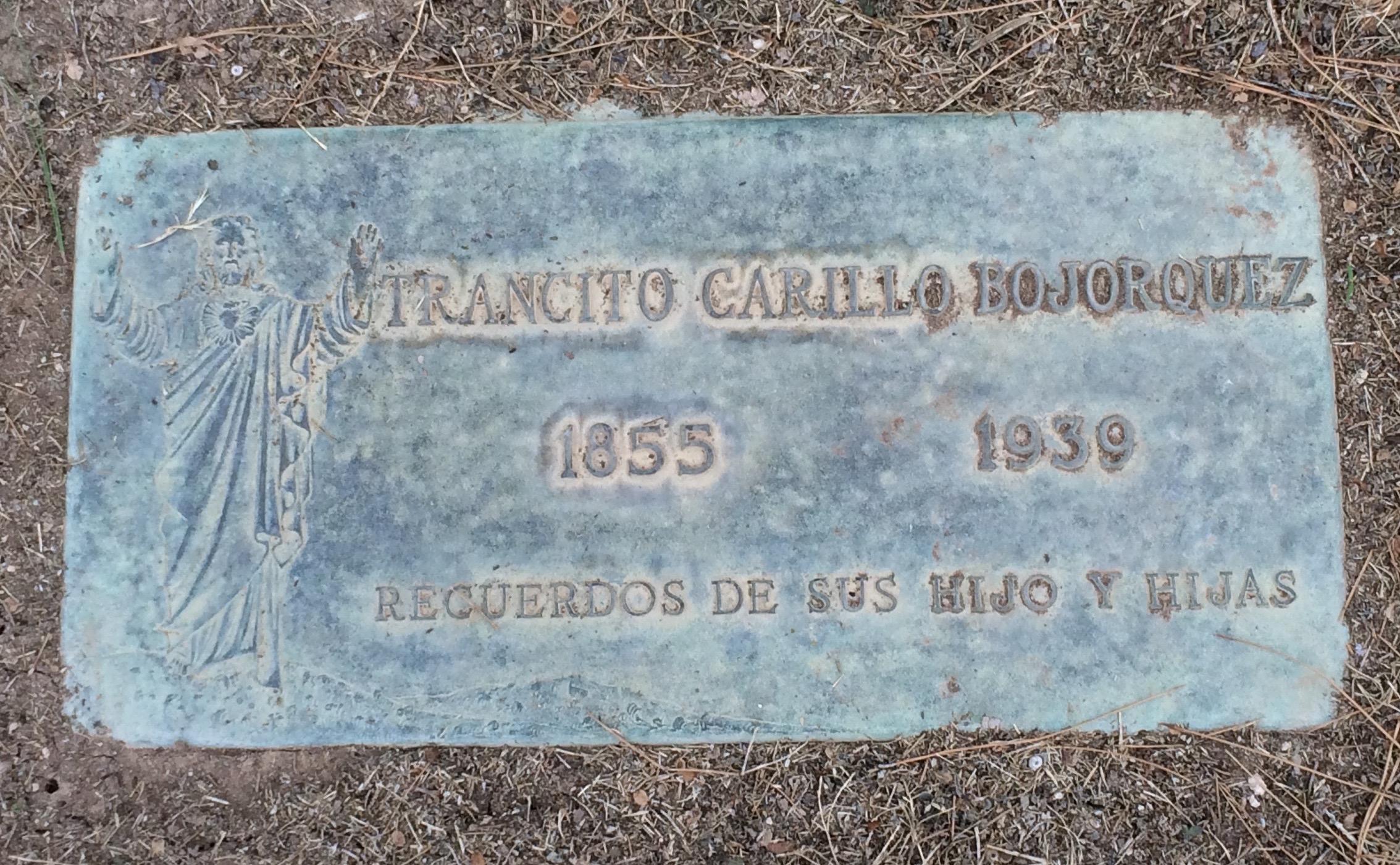 Marie Trancito <i>Carrillo</i> Bojorquez