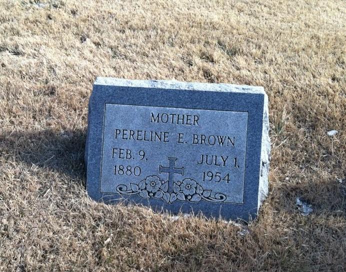 Pearline E. Lovie Brown