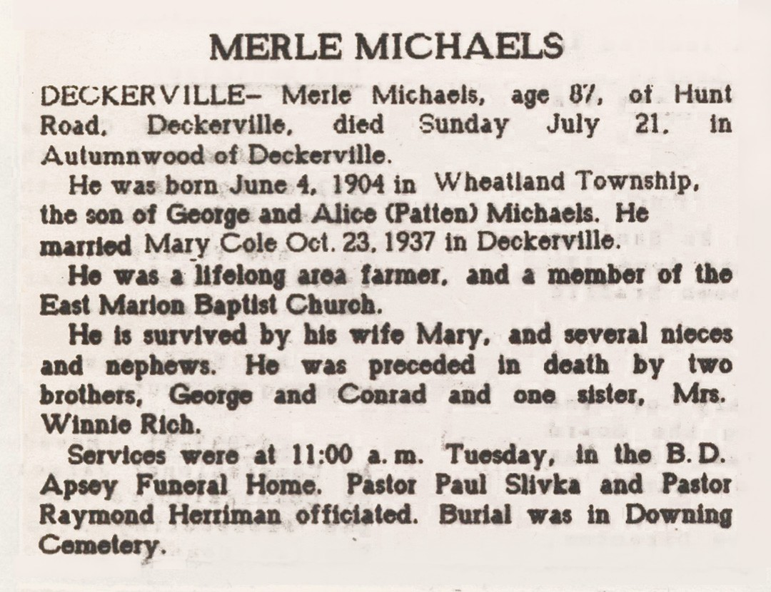 Merle Michaels Nude Photos 43