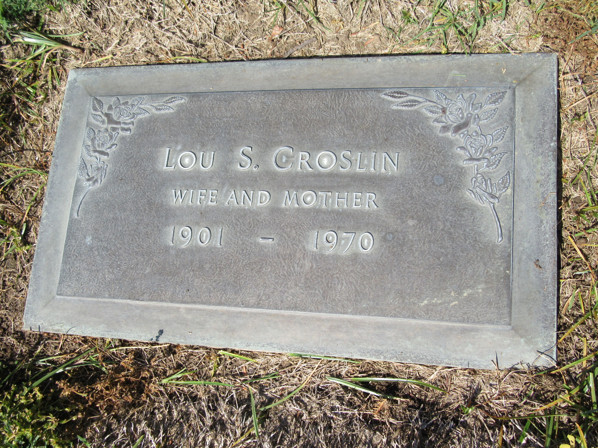 Mary LouSinda <i>Dobbs</i> Croslin