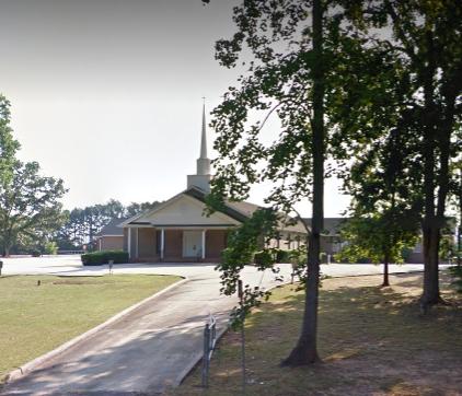 Langrum Branch Baptist Church Cemetery