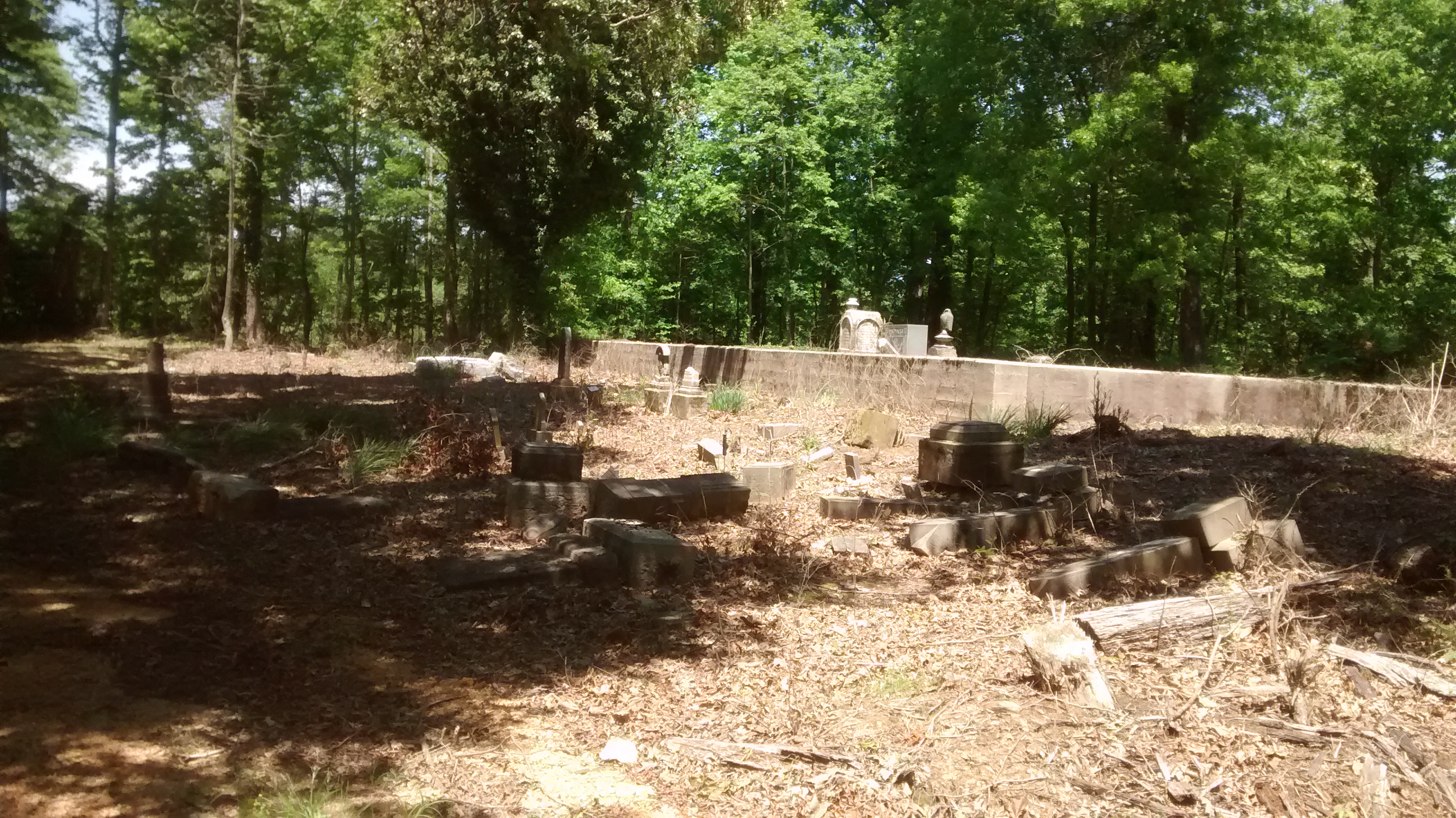 Old Beech River Cemetery