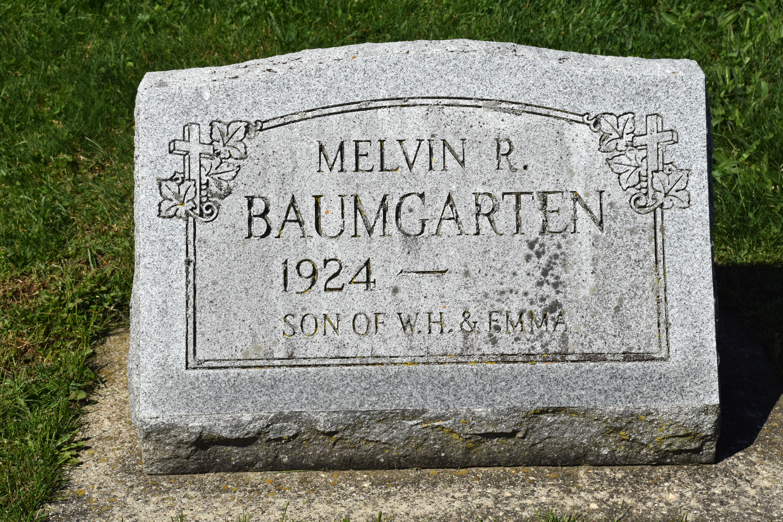 Melvin Heinrich Gerhard Baumgarten