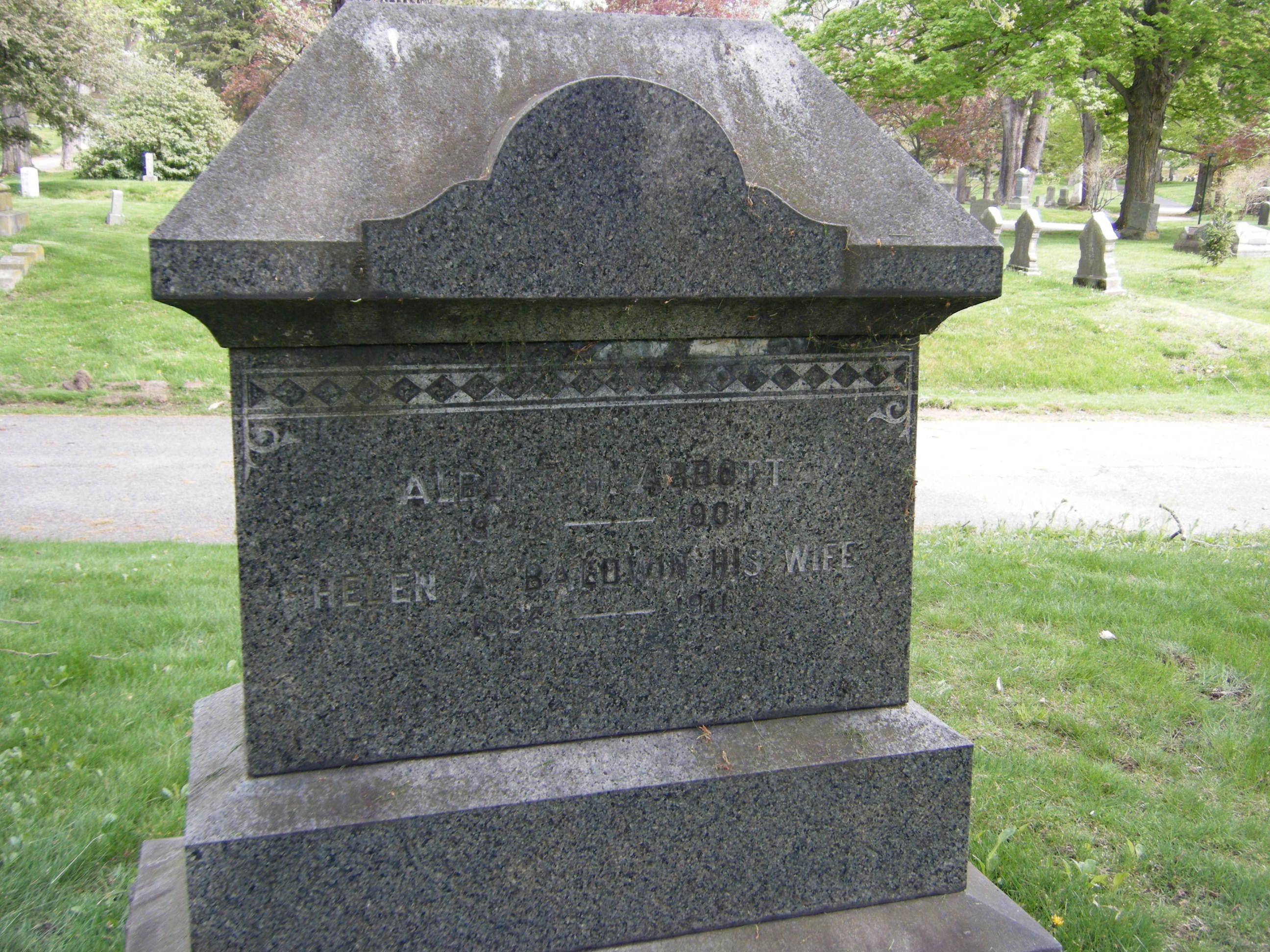 Helen A. <i>Baldwin</i> Abbott