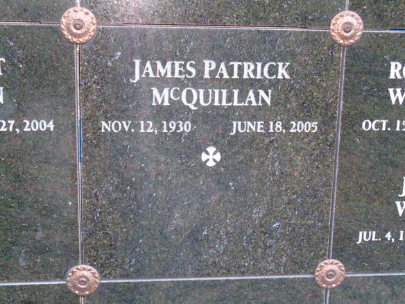 James Patrick McQuillan