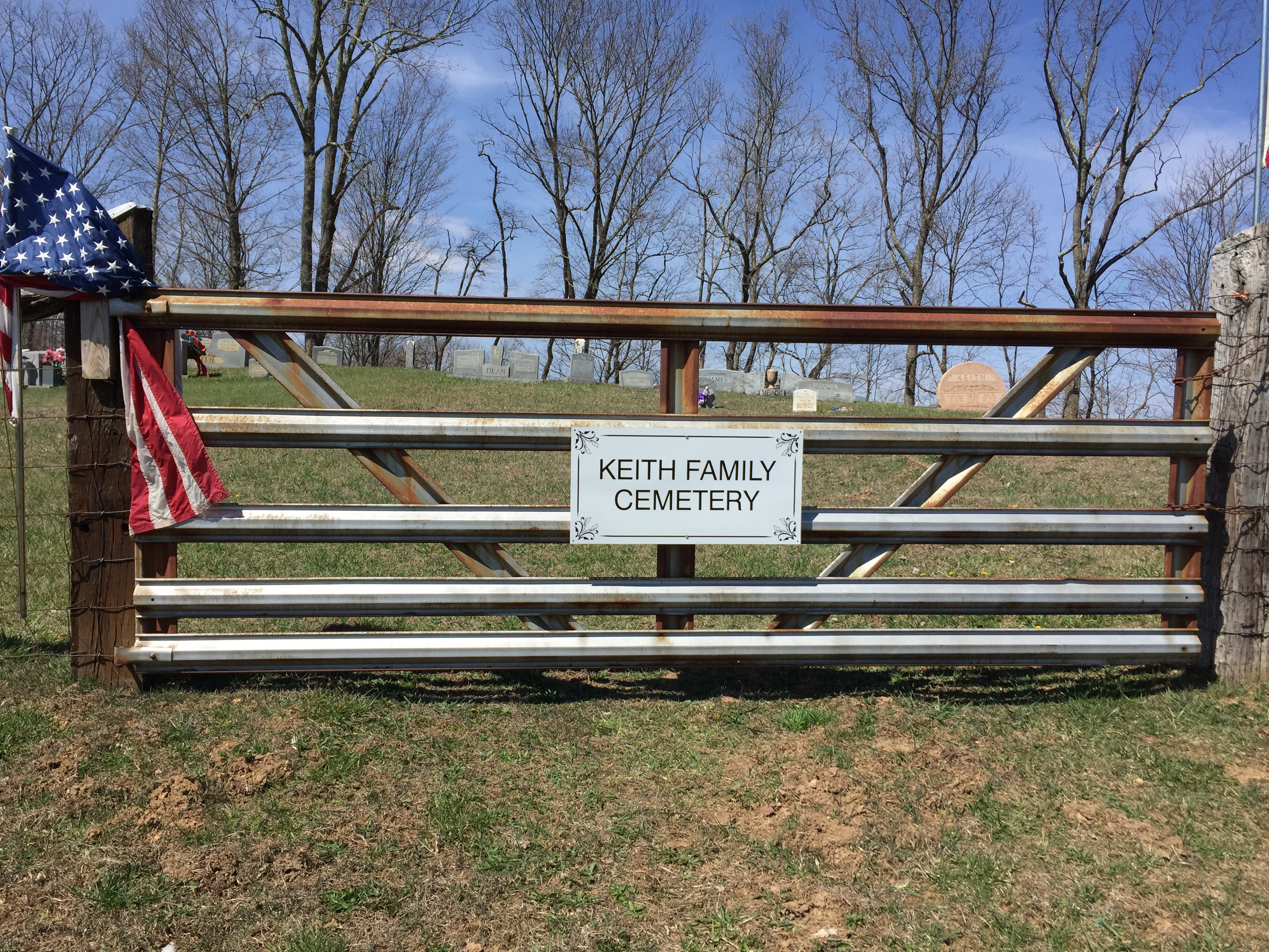 Keith Family Cemetery in Castlewood, Virginia - Find A Grave