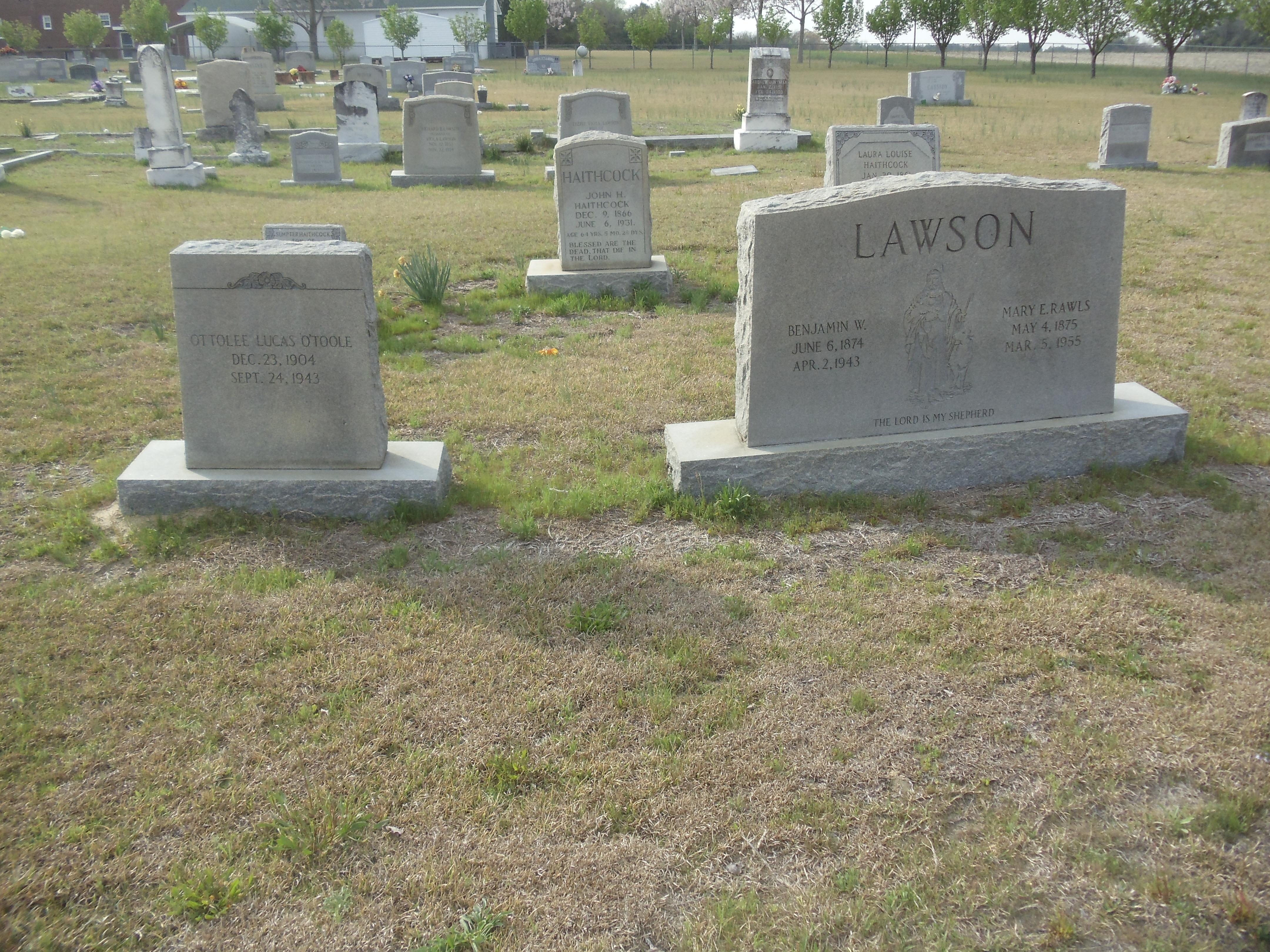 Benjamin Webster Lawson