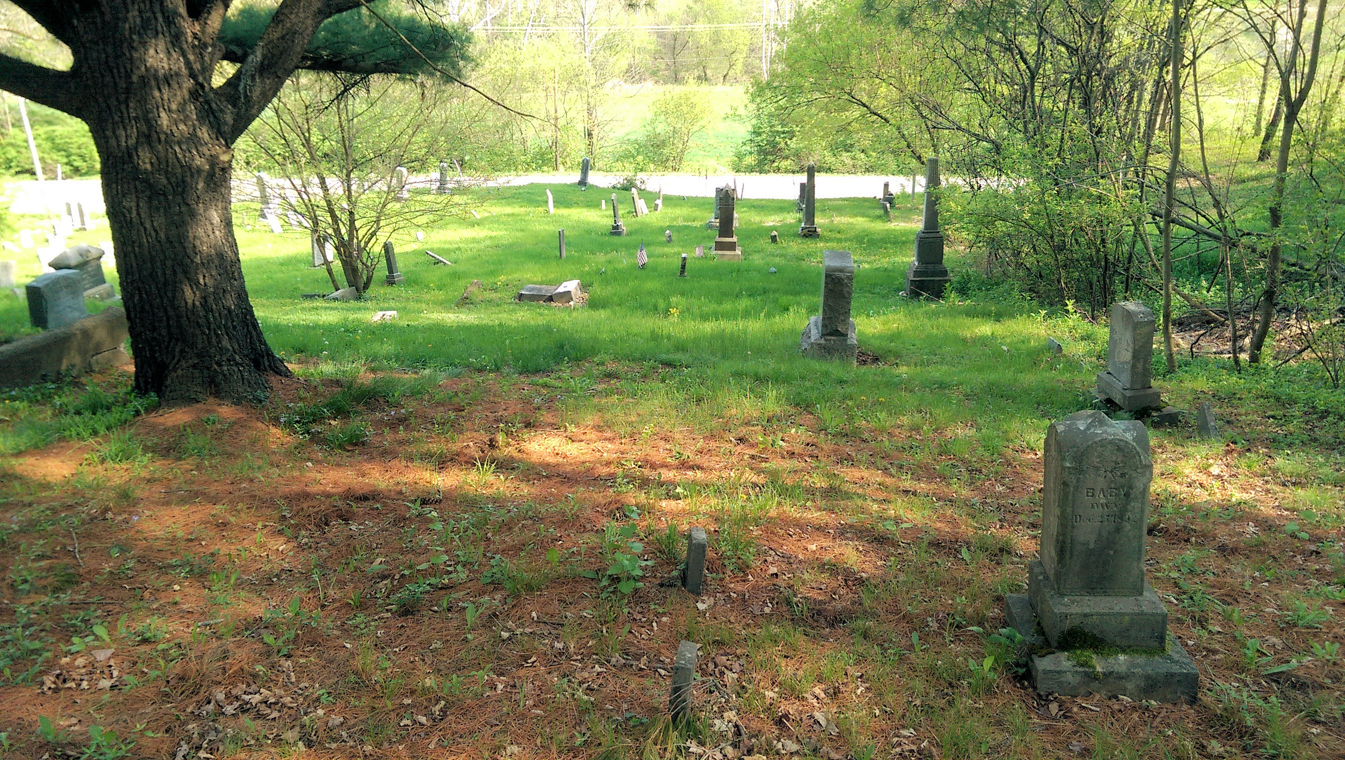 West Franklin Cemetery