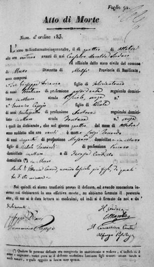 Luigi Zaccardo (Unknown-1853) - Find A Grave Memorial