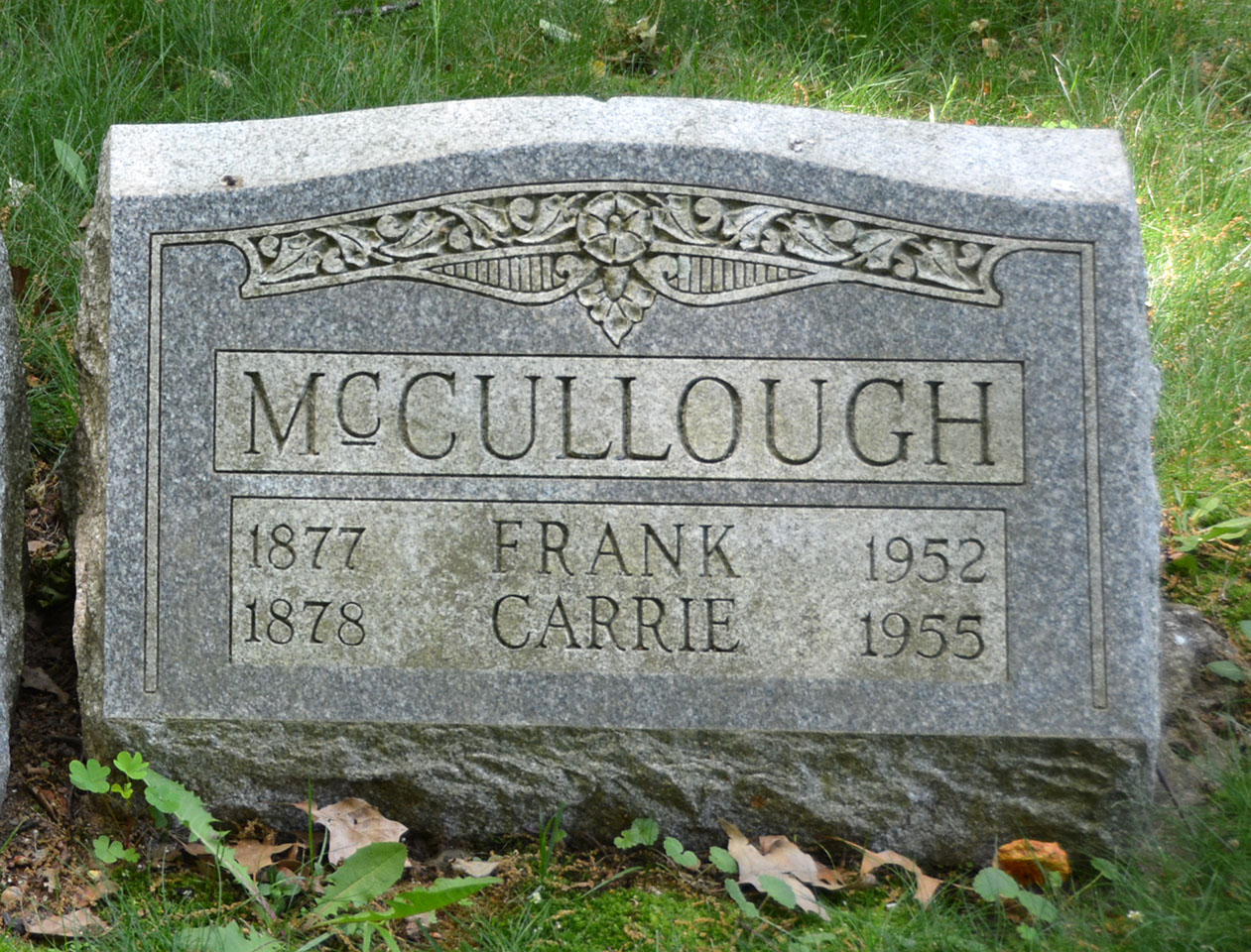 Caroline <i>Yerks</i> McCullough