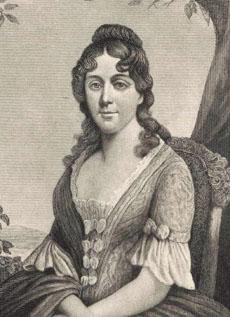 Martha <i>Wayles</i> Jefferson