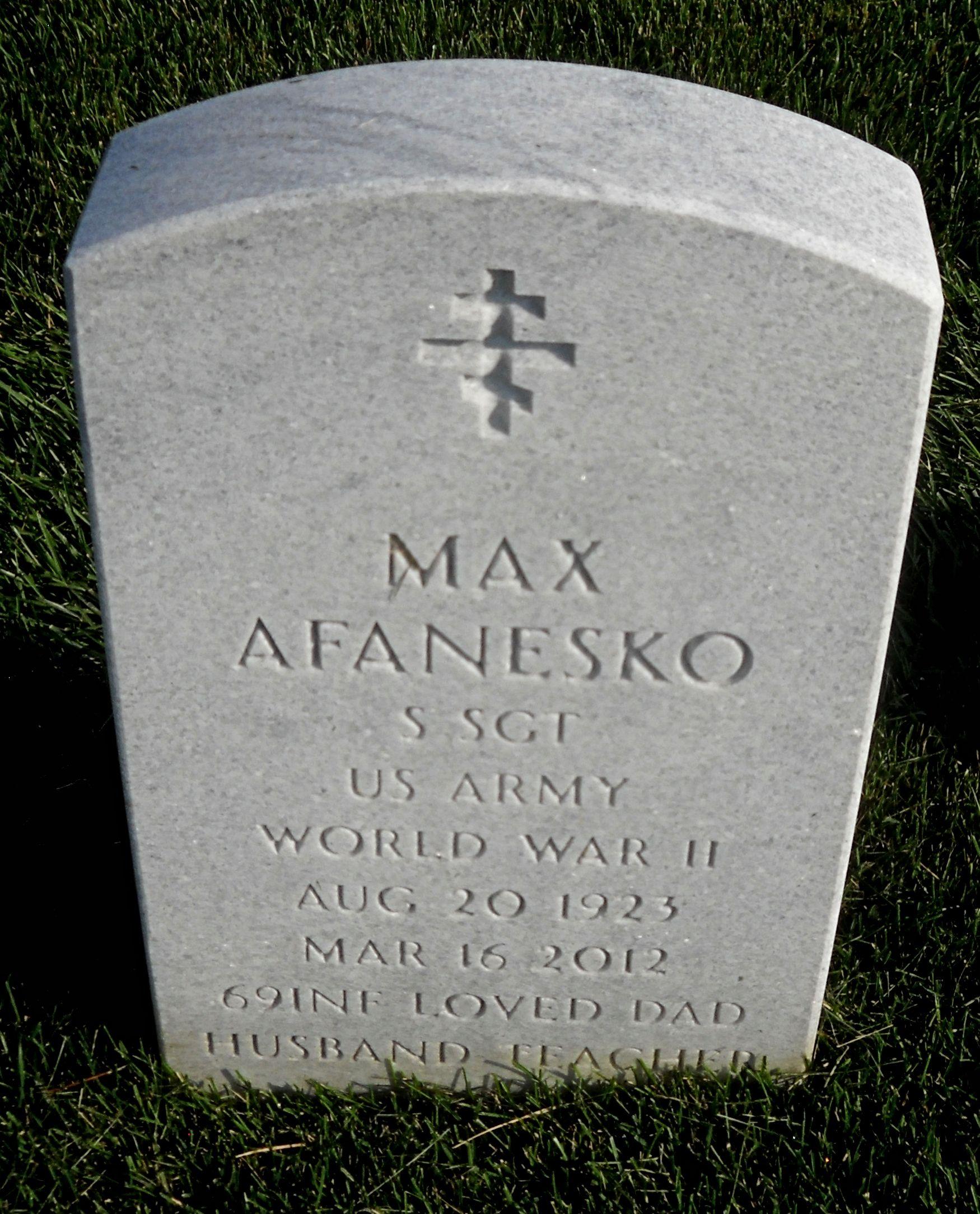 Max Afanesko