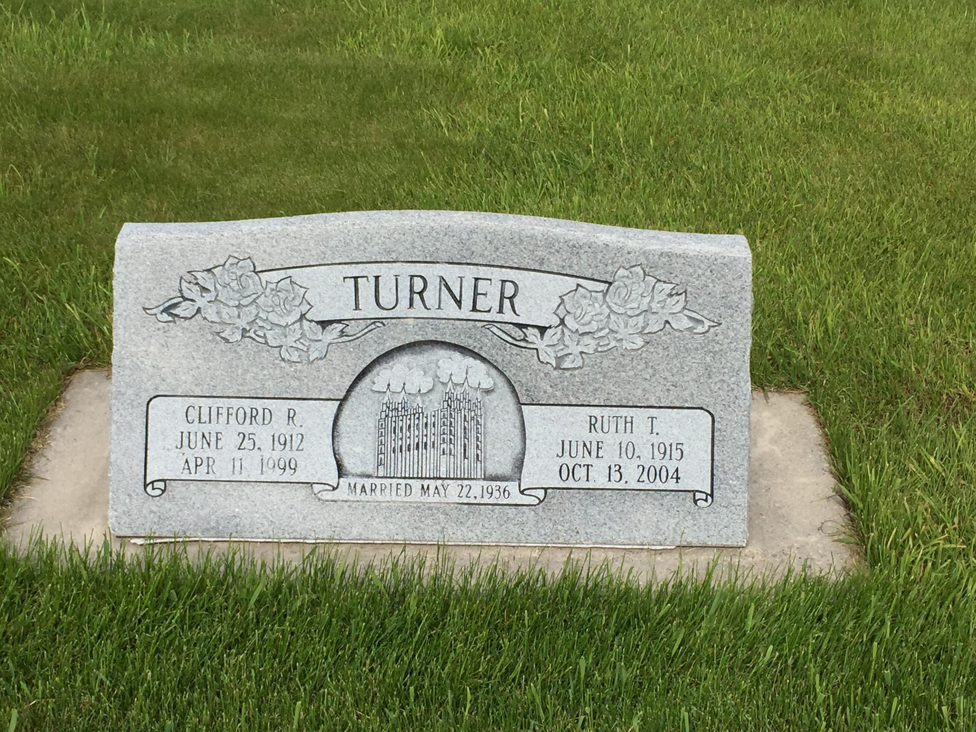 Ruth Mina <i>Thurman</i> Turner