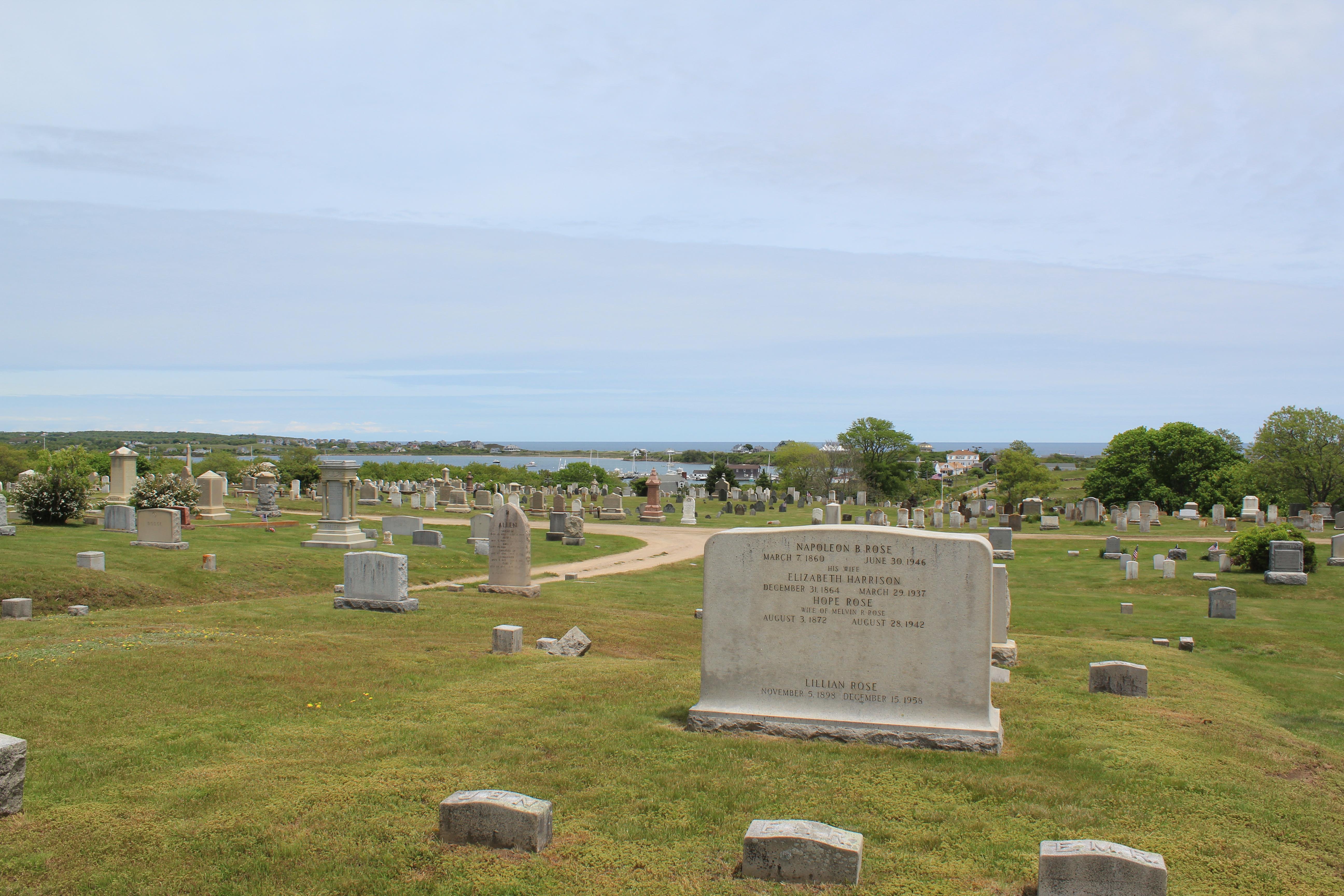 Island Cemetery