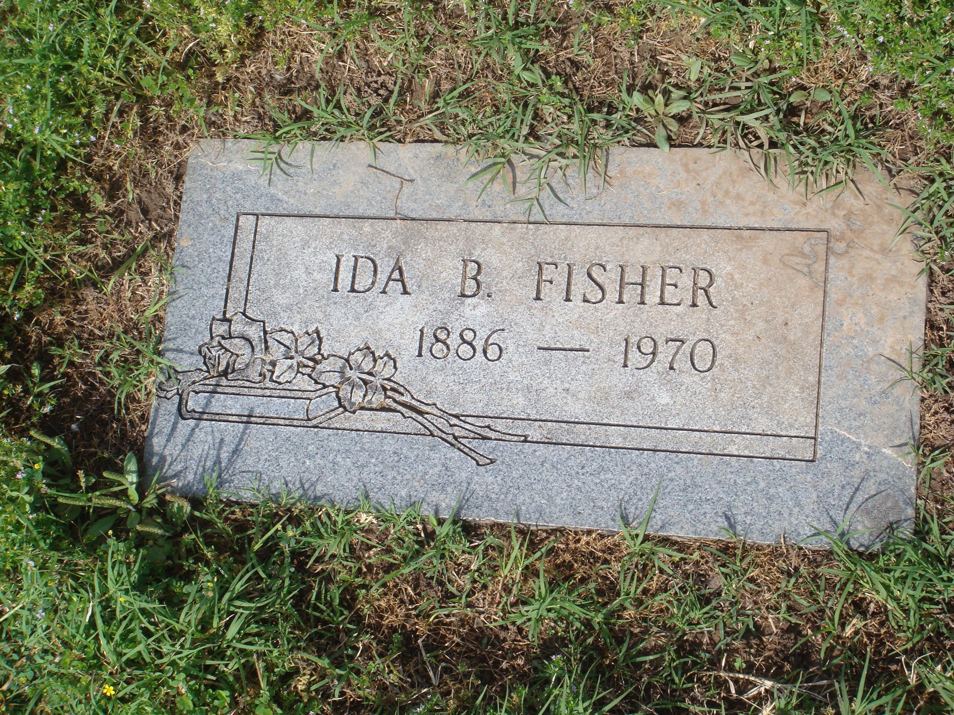 Ida B Fisher