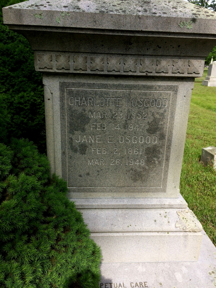Charlotte I. Osgood