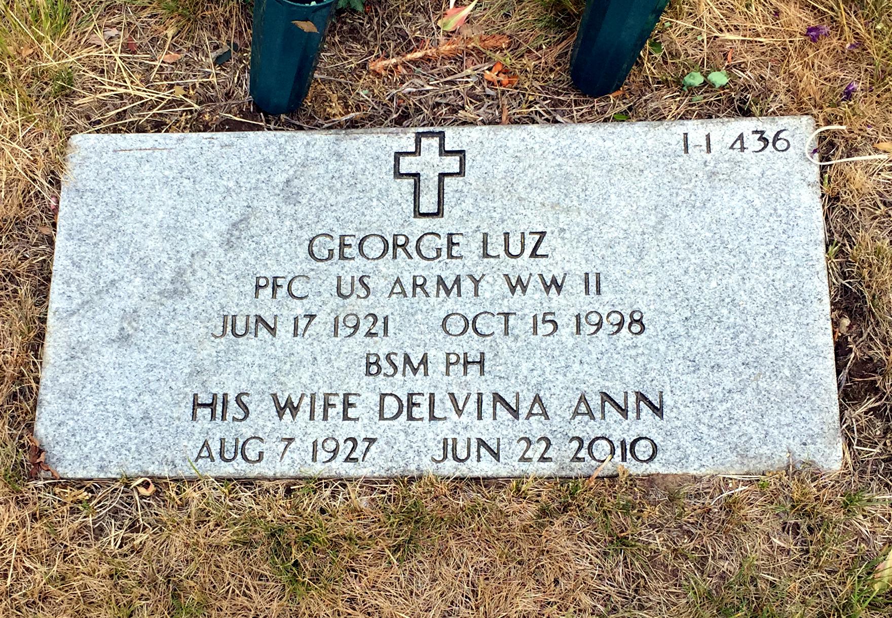 PFC George Luz