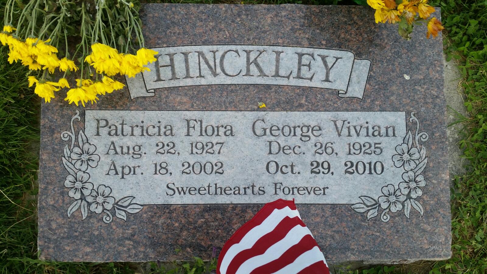 Dr George Vivian Hinckley