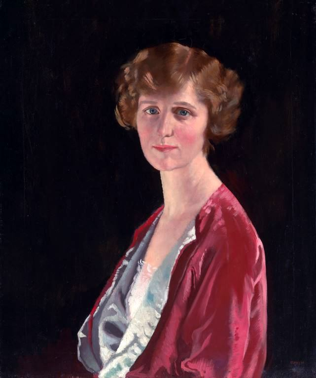Evelyn Marshall Field (Mrs. Marshall Field III), by William Orpen (1878-1931)