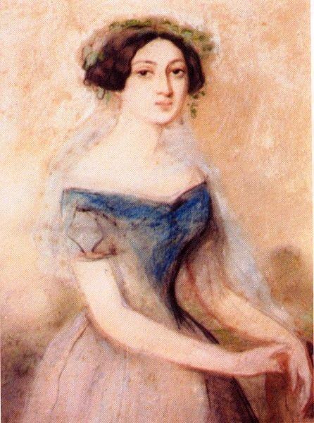 Nina <i>Chavchavadze</i> Griboyedov