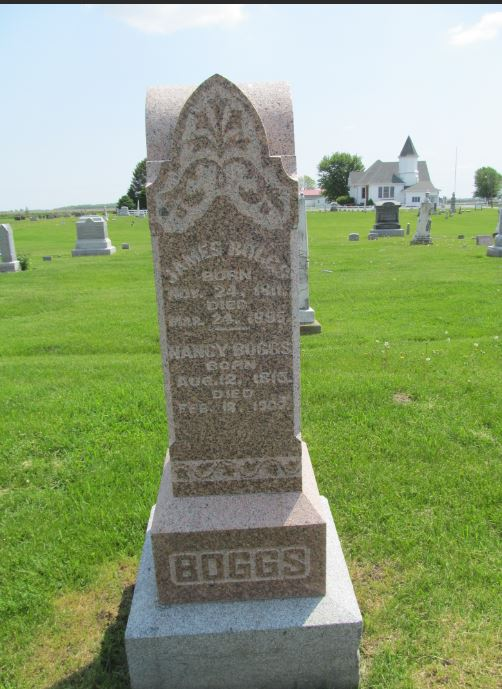 Agnes Nancy <i>Porter</i> Boggs