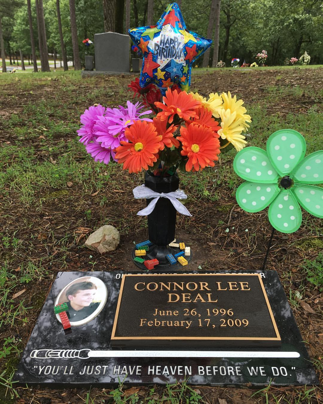 Connor Lee Deal (1996-2009) - Find A Grave Memorial