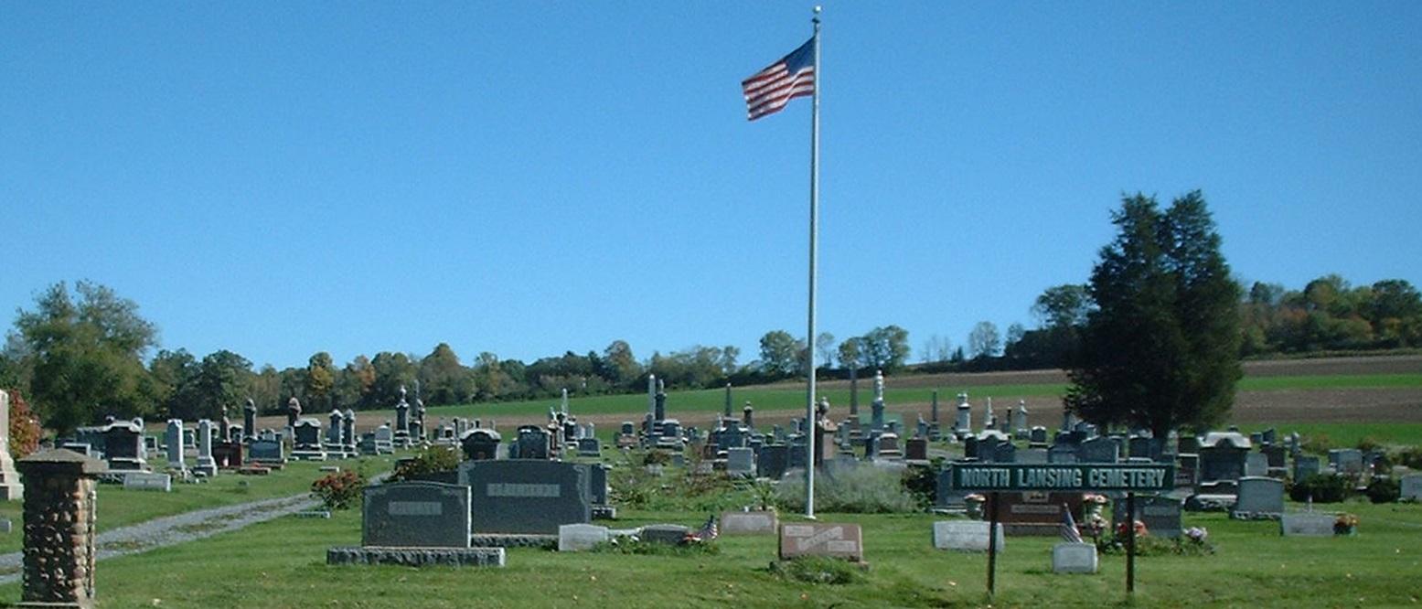 North Lansing Cemetery