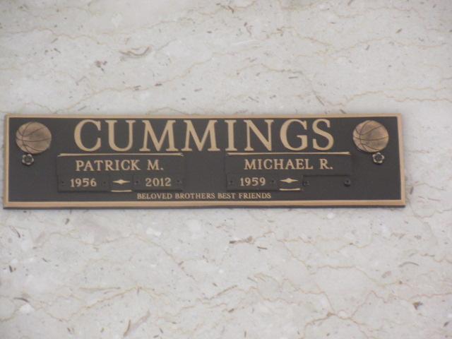 Pat Cummings