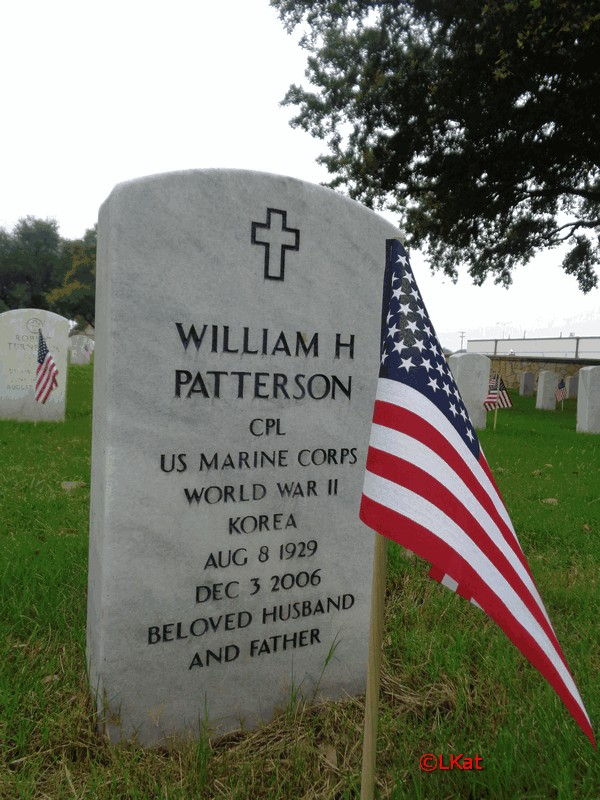 William H Patterson