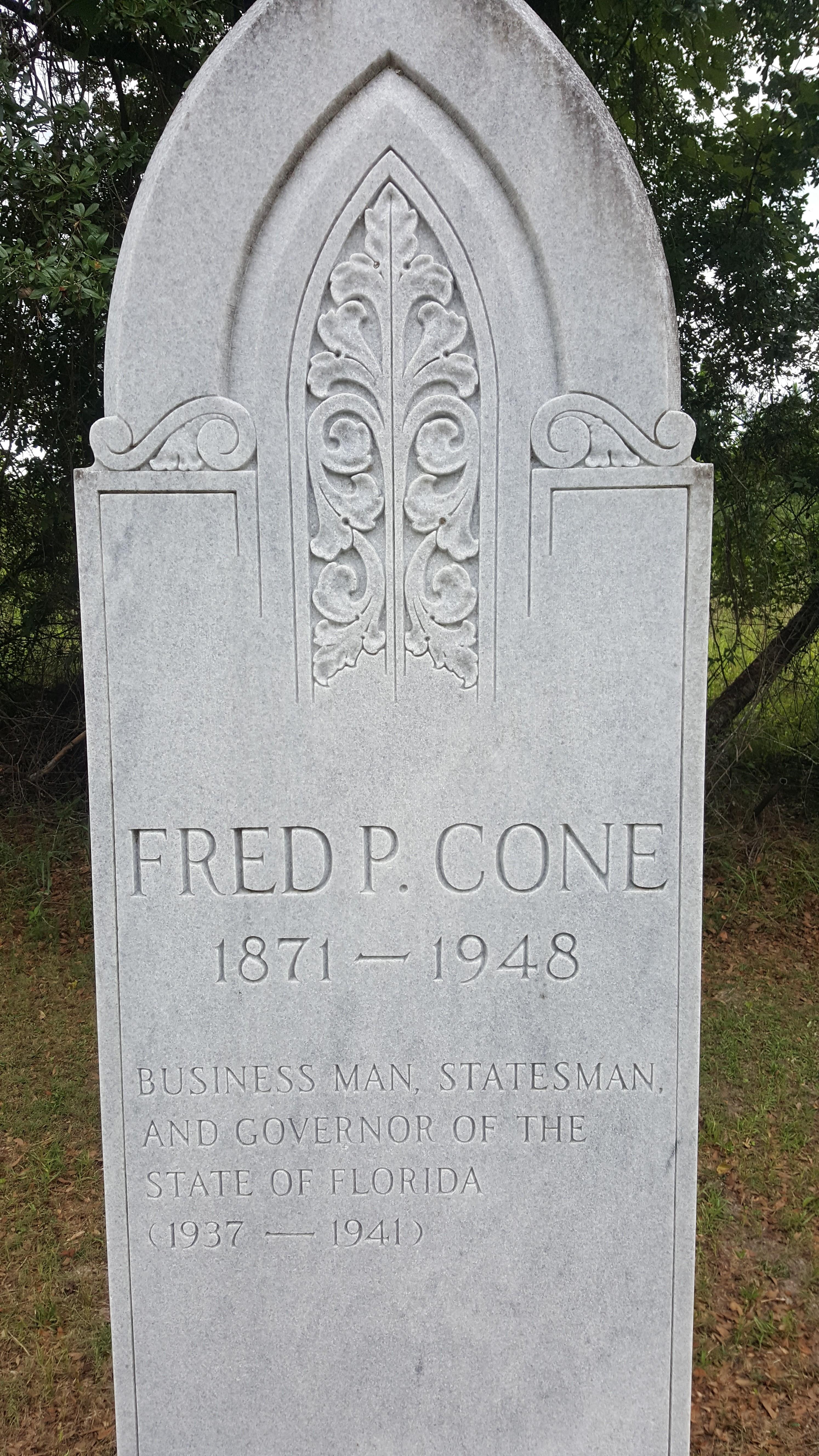 Frederick Preston Cone