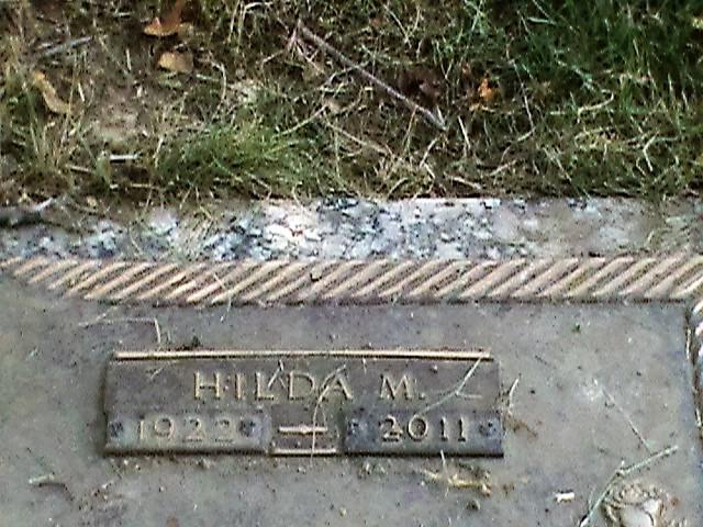 Hilda M <i>Scherf</i> Johnson-Sera