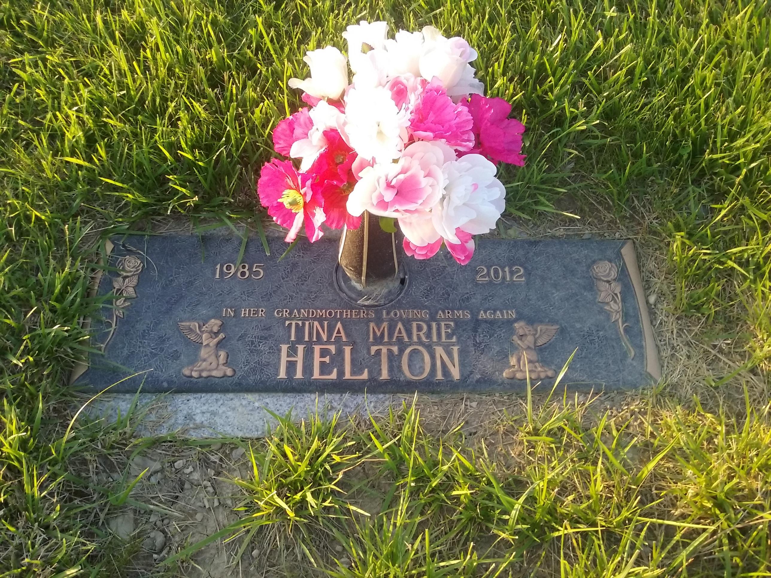 Tina Marie <i>Helton</i> Purvis