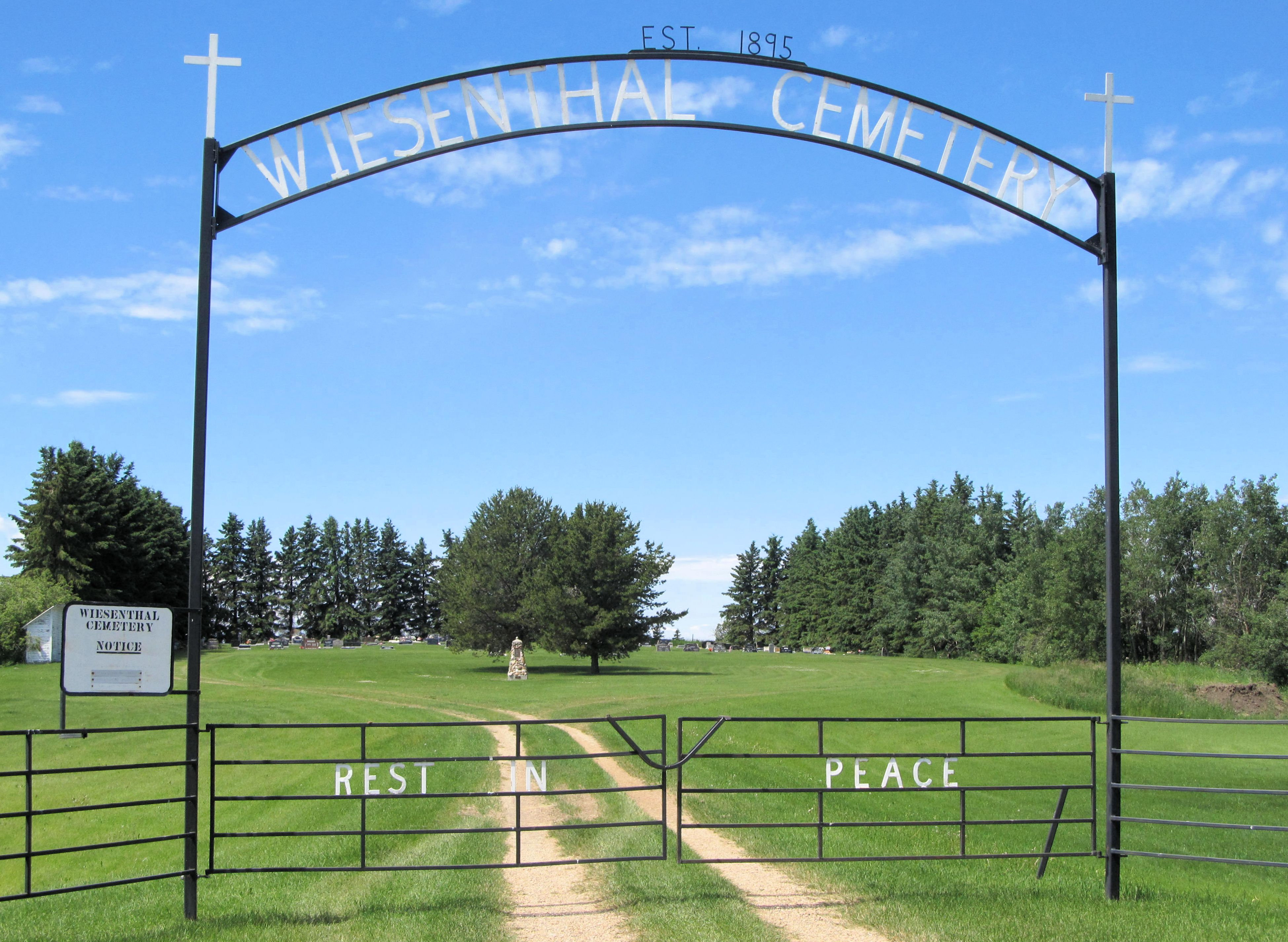 Wiesenthal Baptist Cemetery