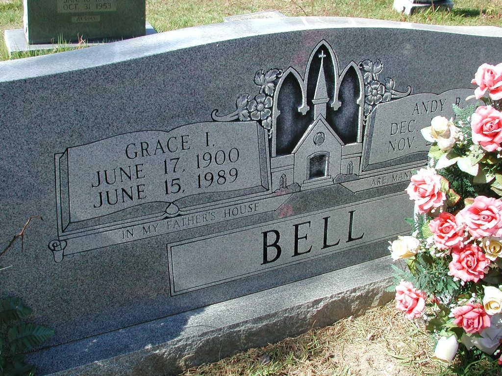 Gracie Irene <i>Noles</i> Bell