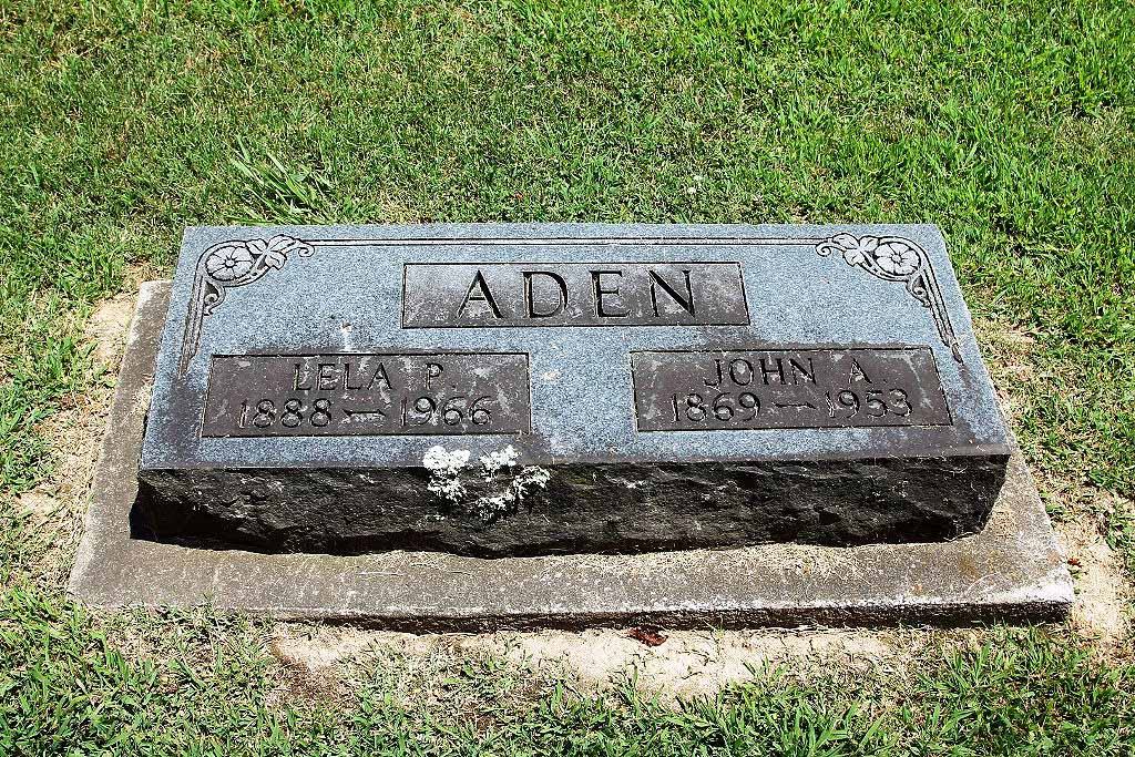 John A. Aden