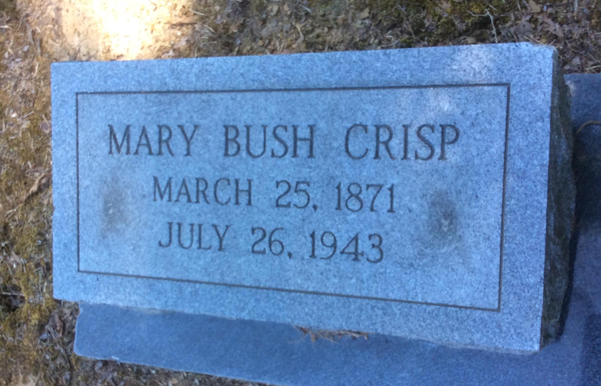 Mary W. Crisp