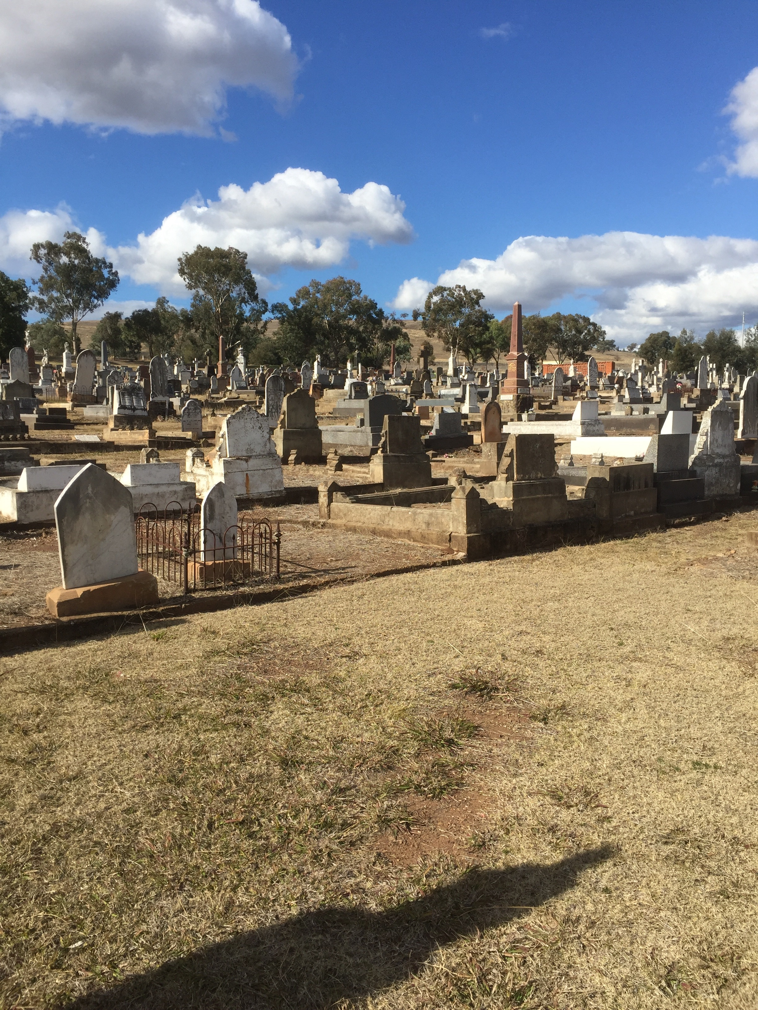 Wellington General Cemetery in Wellington, New South Wales - Find A
