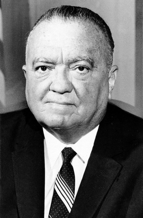 J. Edgar Hoover (1895 - 1972) - Find A Grave Memorial