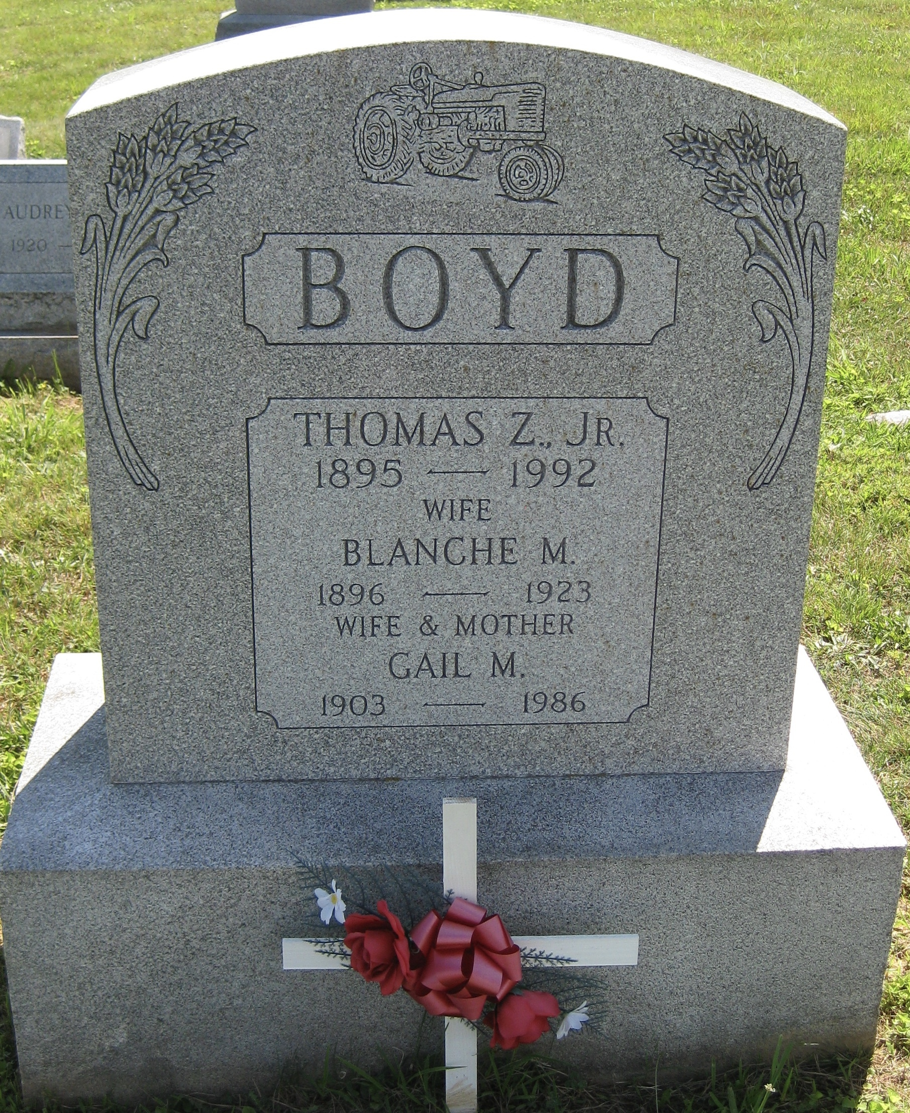 Thomas Zenith Boyd, Jr