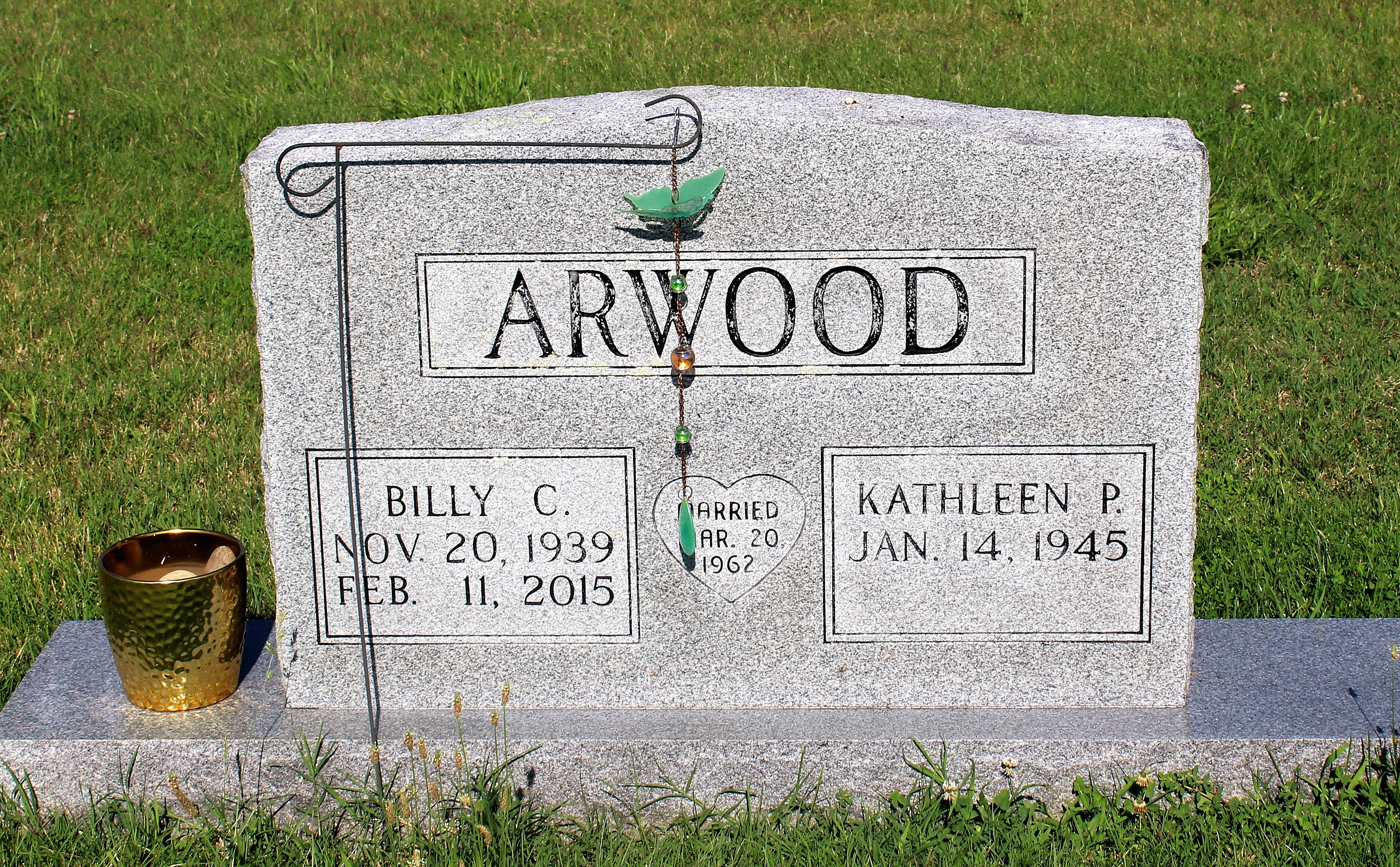 Billy C Arwood Find A Grave Memorial