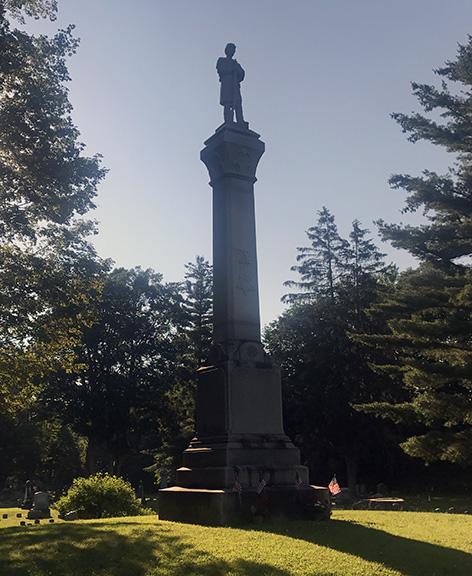 Mexico Village Cemetery