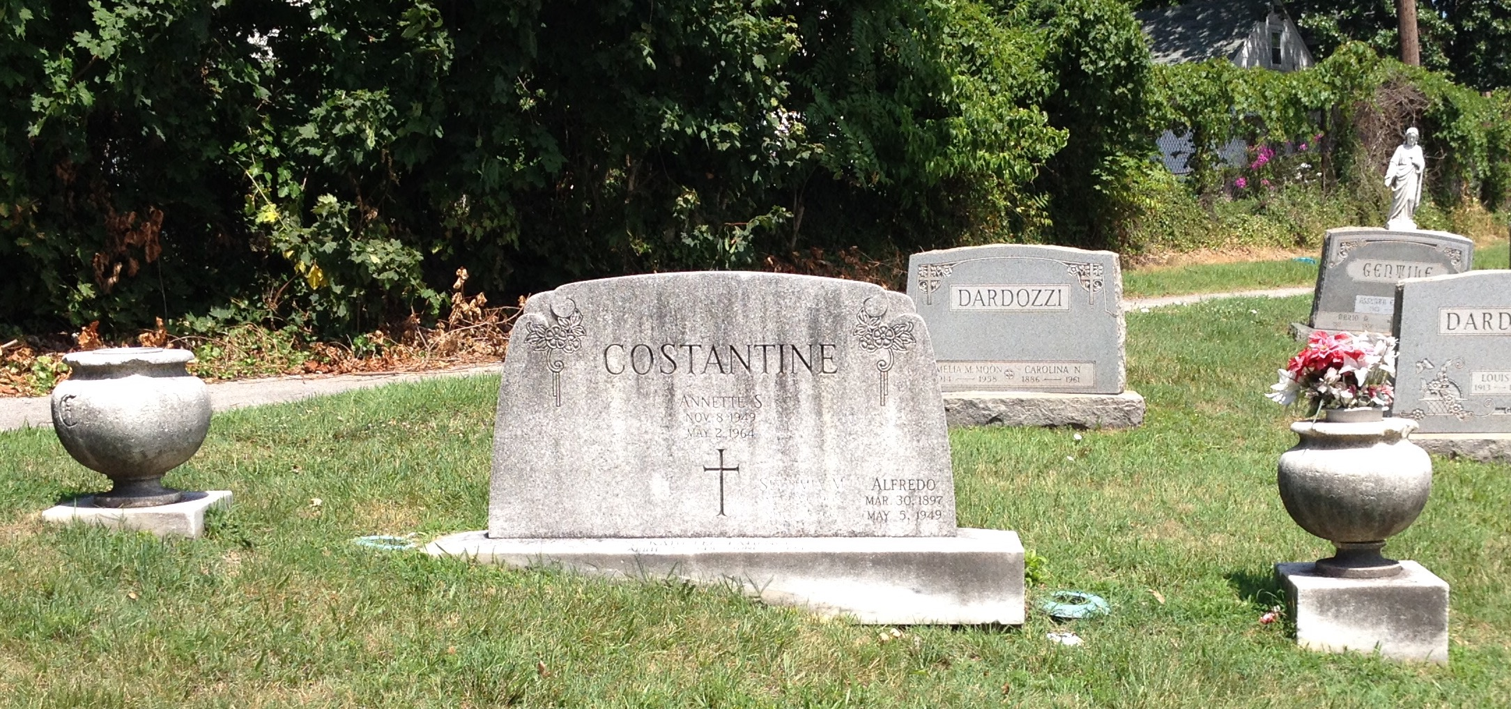 Annette S  Costantine (1949-1964) - Find A Grave Memorial